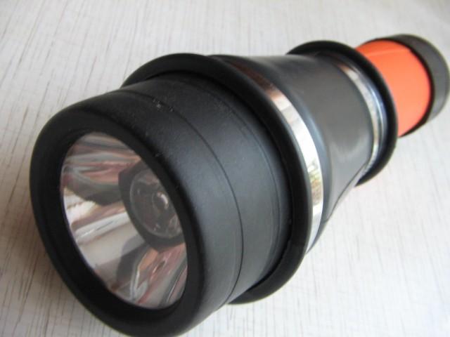 Самодельный подводный фонарь